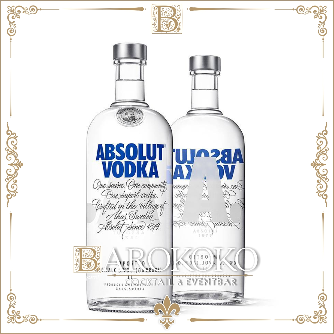 Absolut Vodka im BARokoko in Gotha