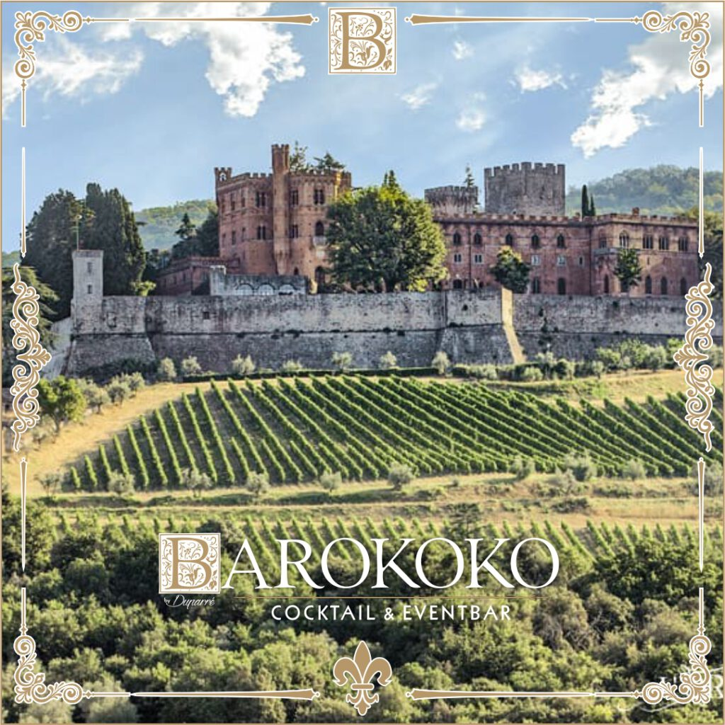 Barone Ricasoli im BARokoko in Gotha