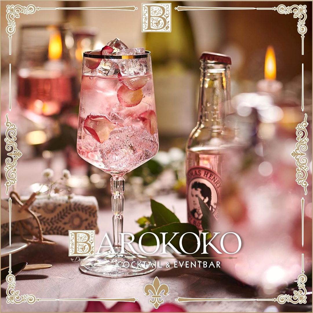 Bloomy Summer im BARokoko in Gotha