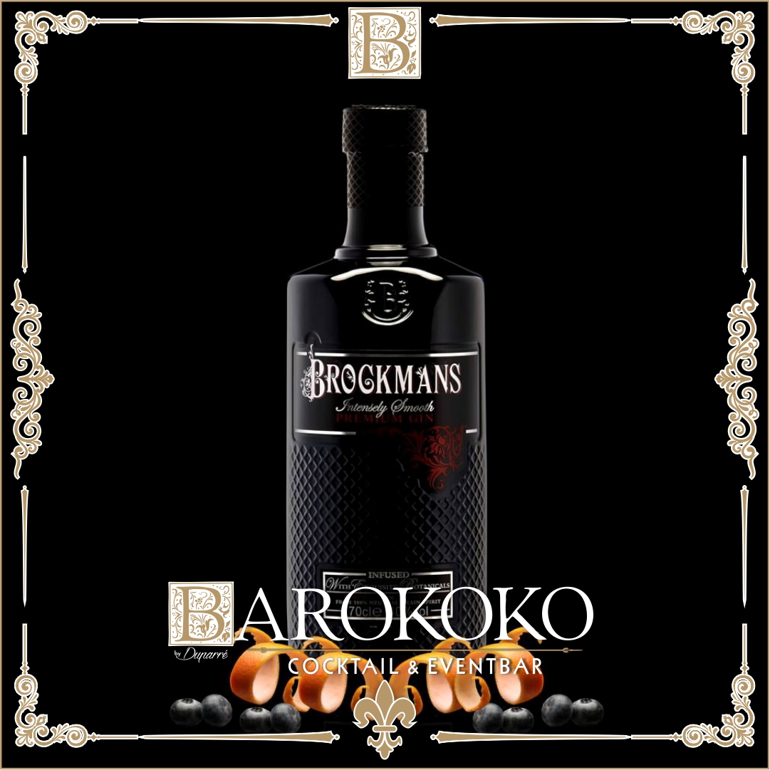 Brockmans Gin im BARokoko in Gotha
