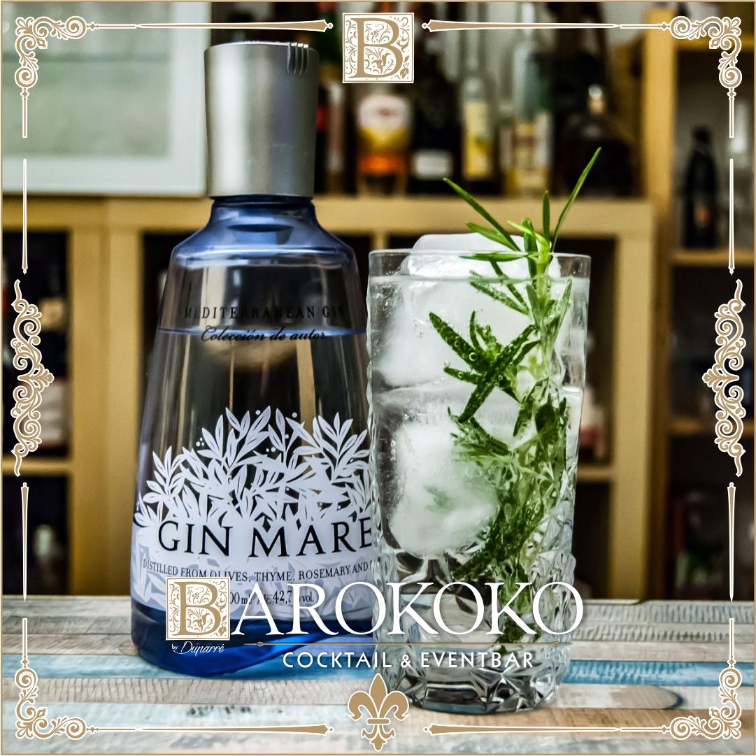 Gin Mare im BARokoko in Gotha