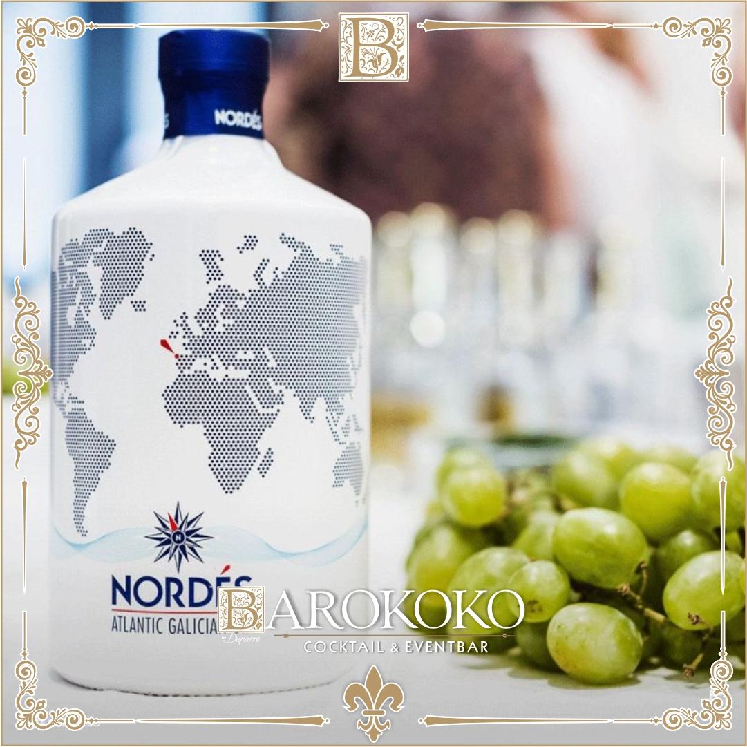 Nordés Gin im BARokoko in Gotha