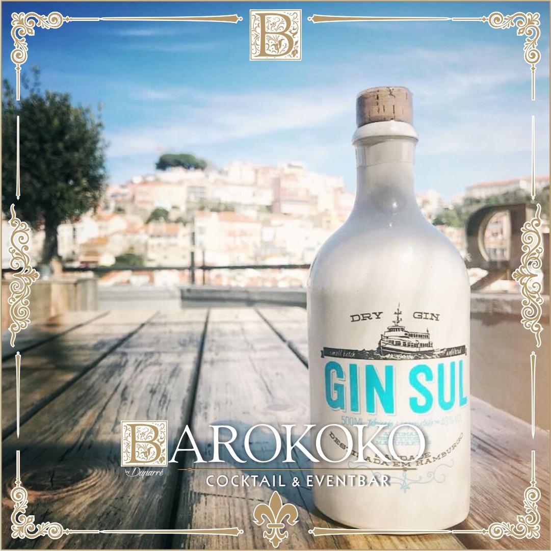 Gin Sul im BARokoko in Gotha