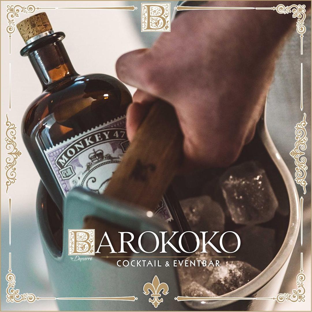 Monkey 47 Gin im BARokoko in Gotha