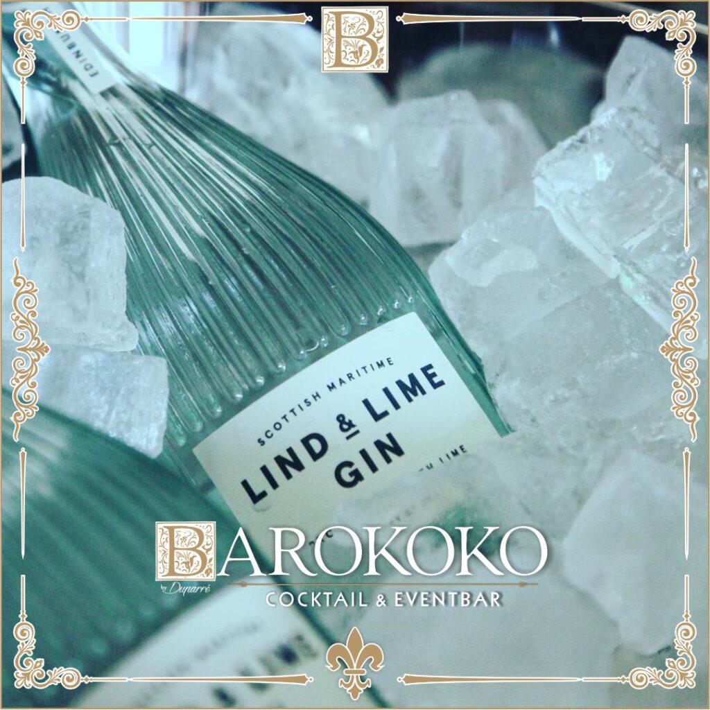 Lind & Lime Gin im BARokoko in Gotha