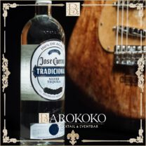 Jose Cuervo Tradicional Tequila im BARokoko in Gotha
