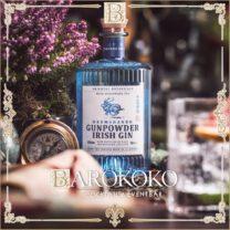 Gunpowder Irish Gin im BARokoko in Gotha