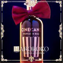 Cinecane Popcorn Rum im BARokoko in der Altstadt von Gotha