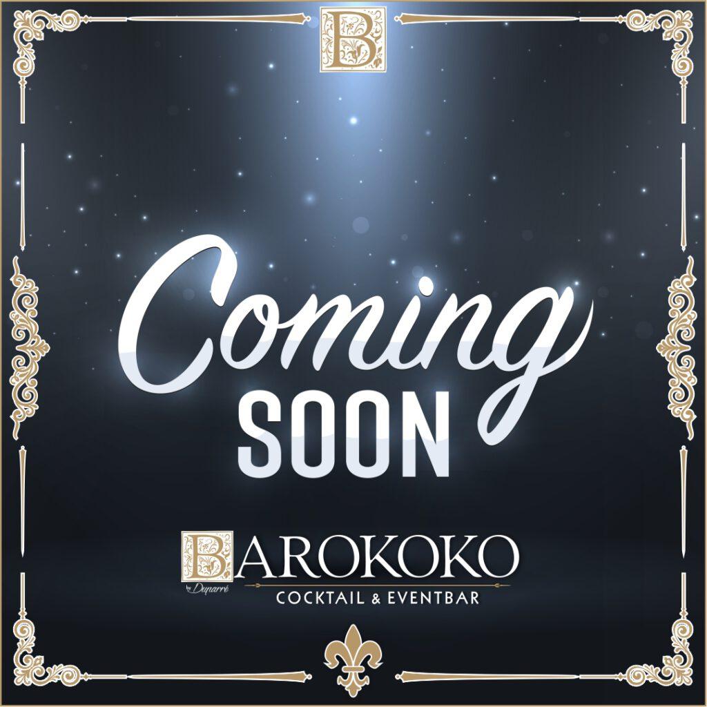Coming soon im BARokoko in Gotha